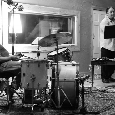 Alvin Fielder and Damon Smith-2-min