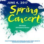 BCC Spring Concert 2017