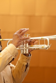 CalArts School of Music faculty Wadada Leo Smith