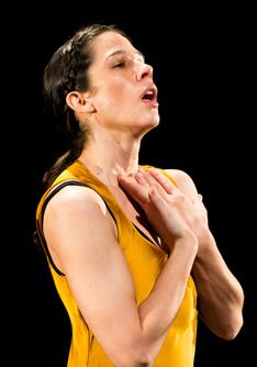 Danceroulette Julie Alexander Megan Byrne Biba Bell Roulette
