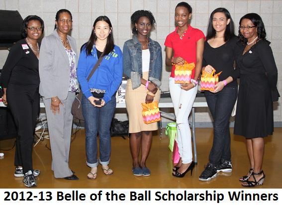 Scholarship Winners 12-13