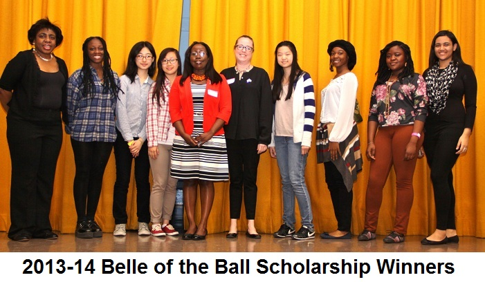 Scholarship Winners 13-14