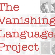 vanishinglanguages